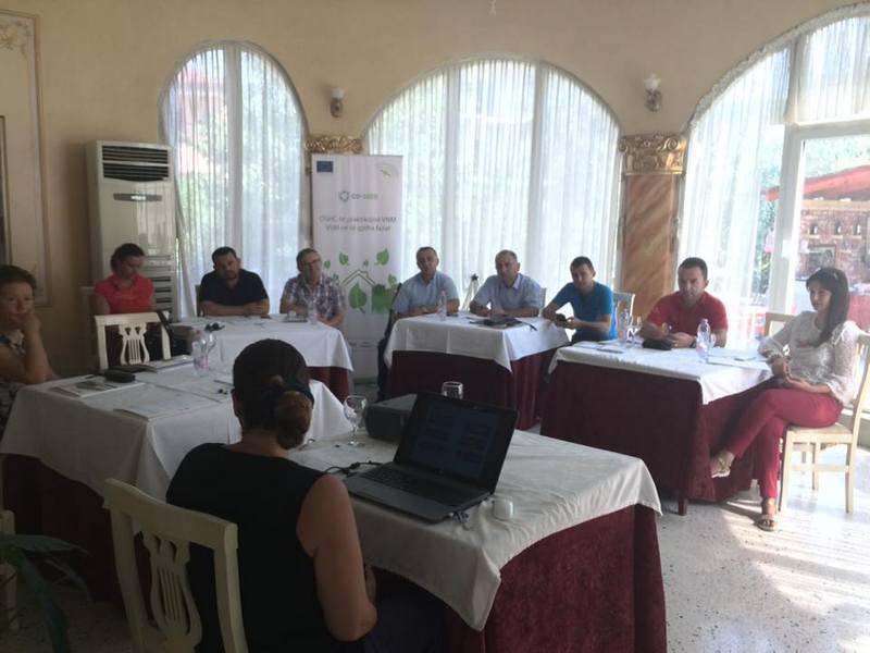 Elbasan: When NGOs and media monitor the EIA