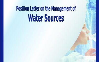Letër Pozicionimi mbi menaxhimin e burimeve ujore