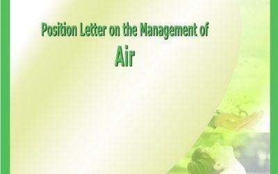 Letër Pozicionimi mbi menaxhimin e Ajrit