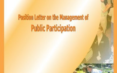Letër Pozicionimi në menaxhimin e Pjesëmarrjes së Publikut
