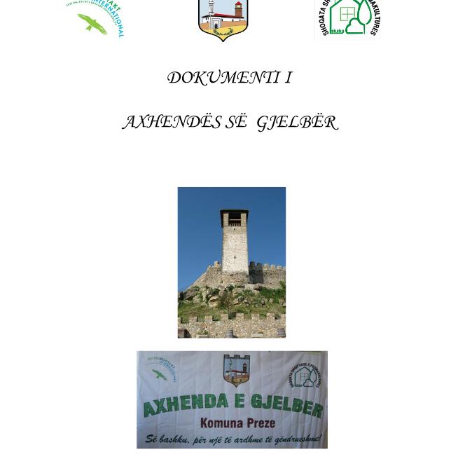 Dokumenti i Axhendës së Gjelbër