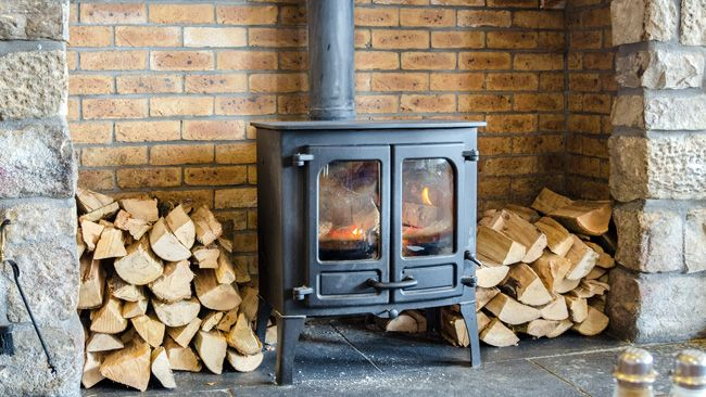 Heating with wooden stoves, is it harmful?