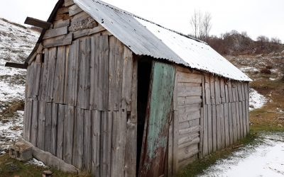 Përmirësimi i infrastrukturës së staneve në Shëngjergj, kthimi i tyre në destinacione eko-turistike