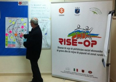 Rural Inclusive Social & Economic Opportunities (RISE-OP)