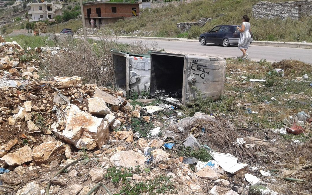 When municipalities manage waste without any management plan