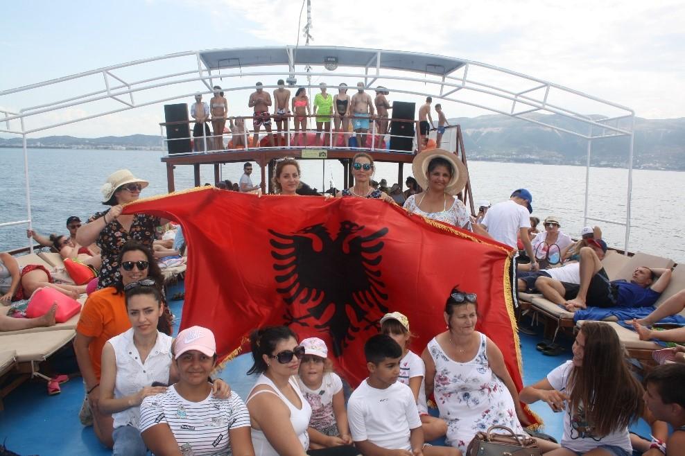 """Një përmbledhje e aktiviteteve të realizuara nga organizatat e shoqërisë civile Qarkut Vlorë përgjatë programit """"Zbatimi i Planit Strategjik të Qendrës së Vizitorëve Radhime"""""""
