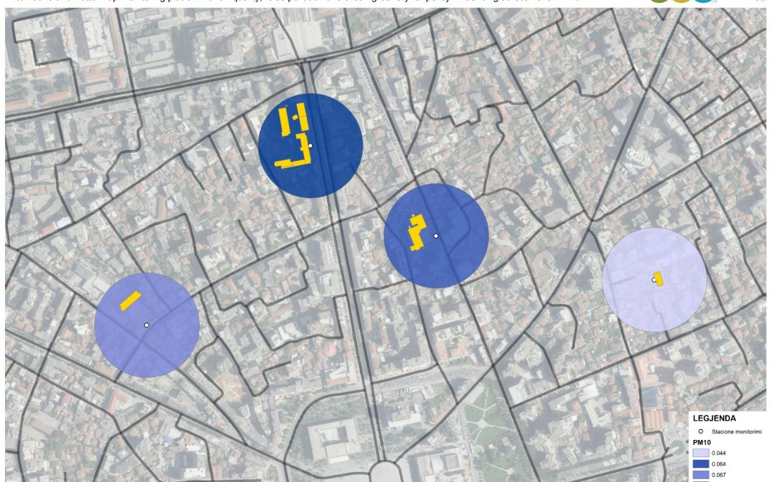 Fushata e monitorimit të cilësisë së ajrit alternativ në institucionet arsimore të Tiranës