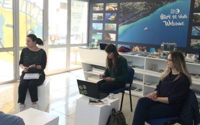 Qendra e Vizitorëve Radhimë, destinacion burimor informativ e kreativ
