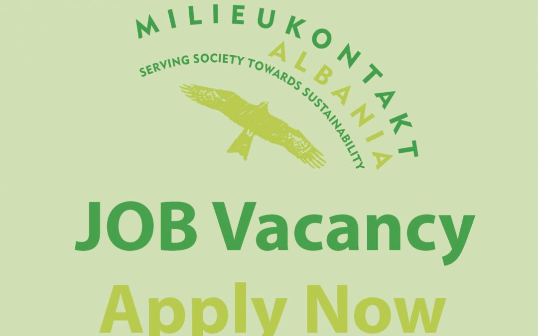 Call for a full-time Project Coordinator (Vacancy)