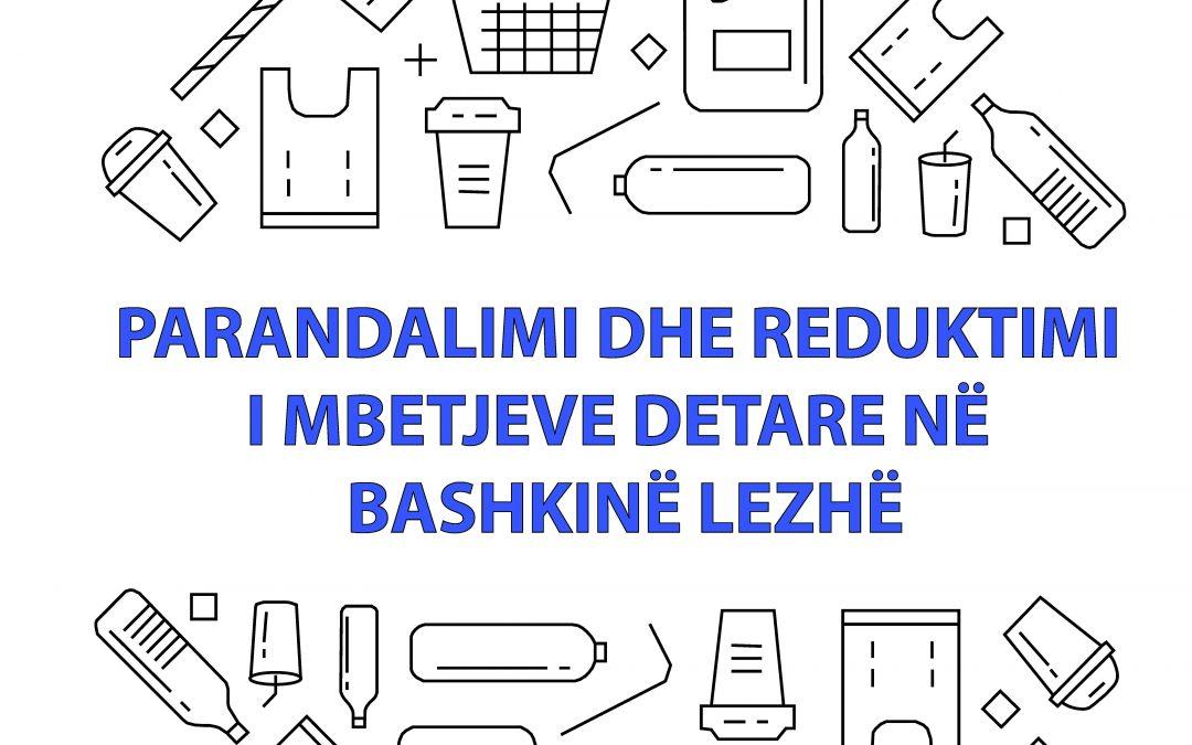 Parandalimi dhe reduktimi i mbetjeve plastike në Bashkinë Lezhë