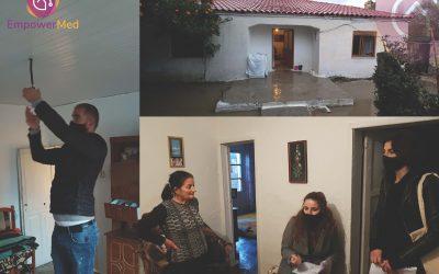 Projekti EmpowerMed ka filluar procesin e auditimit të energjisë pranë familjeve të targetuara në Bashkinë Vlorë